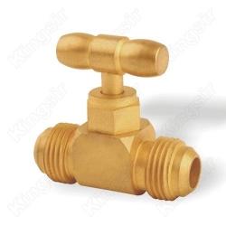 Brass Mini Stop Valves
