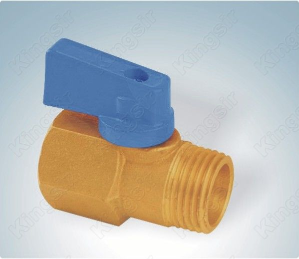 Brass Mini Stop Valve