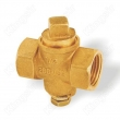 Brass Plug Valves Tapered Plug