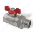 Brass Ball Valves With Pipe Union