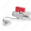 Brass Ball Valves With Hose Union
